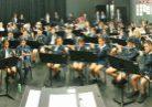HSHS Junior Concert Band at Rehearsal