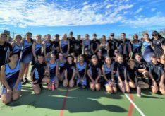 Netball Team Photo
